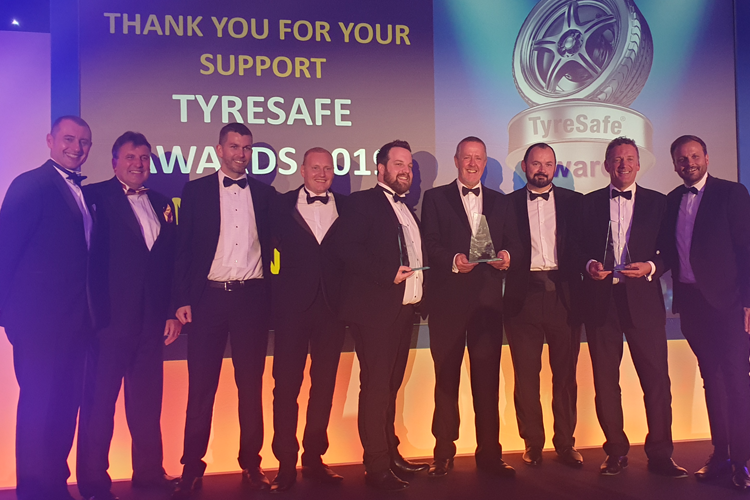 Protyre wins large retailer of the year for sixth year in a row