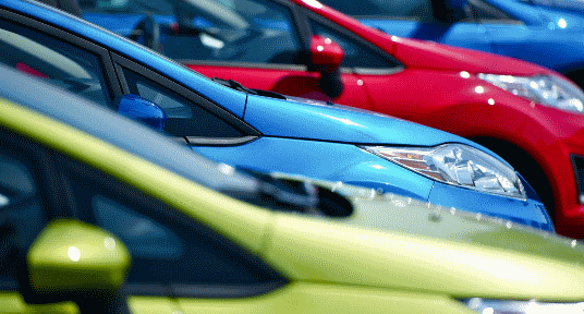 How Important is the Colour of your Car?
