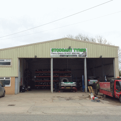 Haverfordwest Tyre Garage Book Mots Amp Servicing Protyre