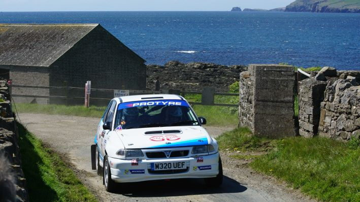 The prolific rallying adventures of Geoff Glover
