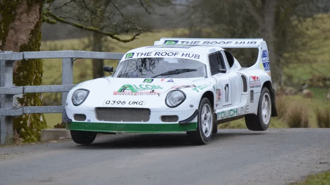 Darrian's to go head-to-head with World Rally Cars for 2018 Protyre MSA Asphalt Rally Championship Title