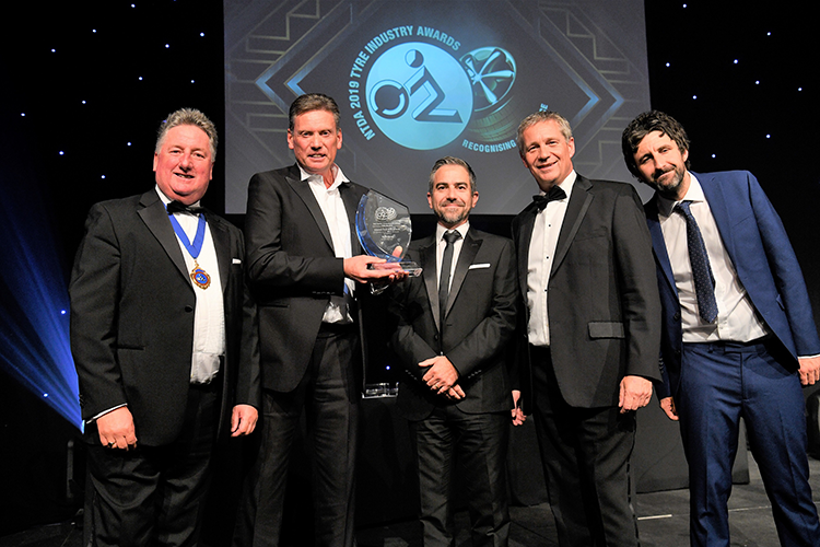 Bridgestone's training offering scoops successive NTDA Award