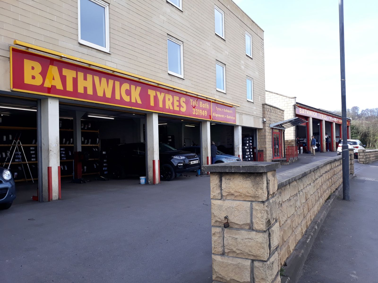 Get Tyres In Bath Servicing Tyre Fittings Protyre