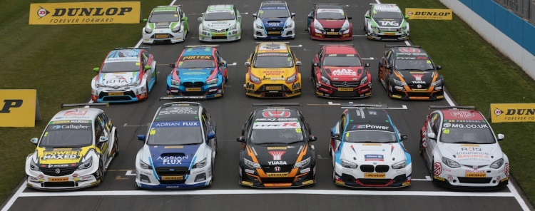 Win tickets to the British Touring Car Championships