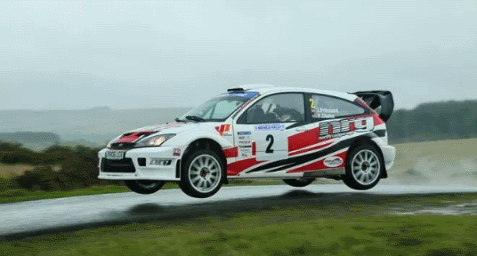 Pritchard has winning start to his Protyre Motorsport UK Asphalt Rally Championship title defence