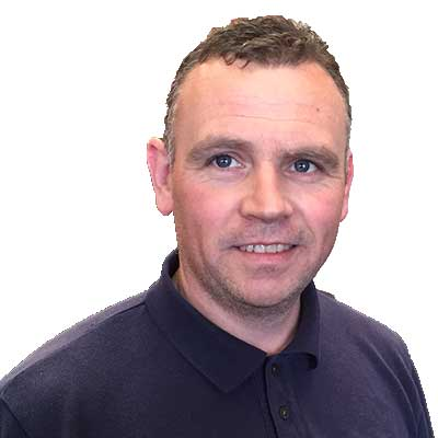 Lee Wood protyre garage manager