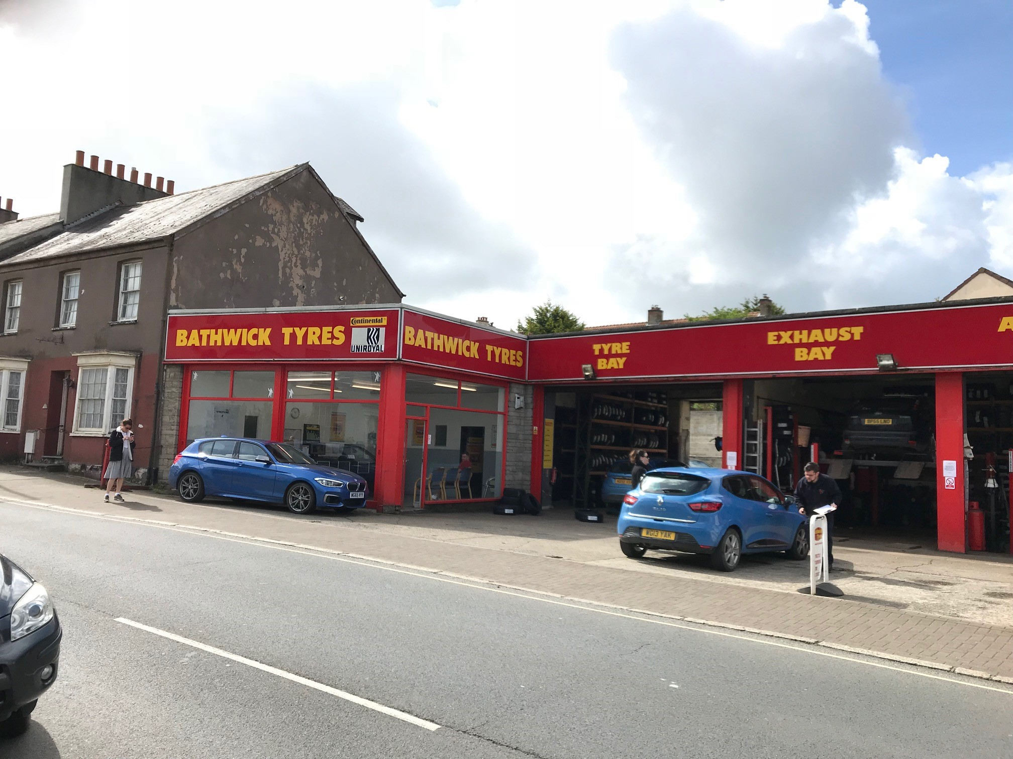 Get Tyres In Barnstaple Servicing Amp Tyre Fittings Protyre