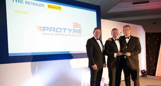 Fourth consecutive TyreSafe win for Protyre