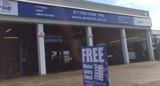 Protyre Southport saves customer over £1000 with DPF product
