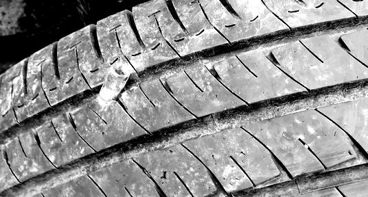 Part worn tyres - a clear and present risk to road safety