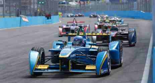 Protyre and the electrifying world of Formula E