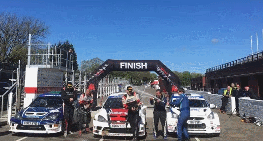 Record equalling fifth victory for Pritchard at the Manx National Rally