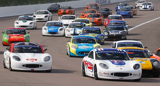 Next stop for Ginetta GT5 Challenge – Oulton Park!