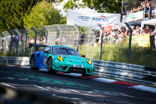 Mixed results for Falken Motorsport in the 2019 ADAC TOTAL 24hr race