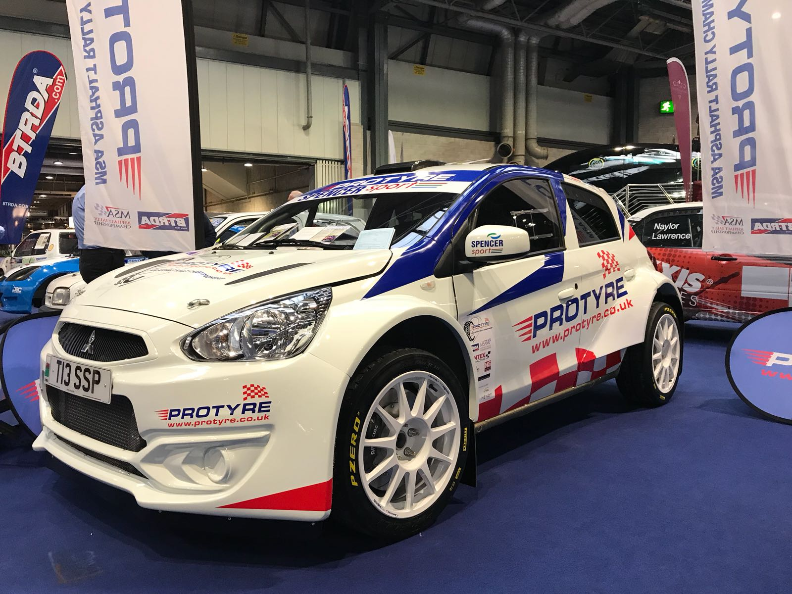 Exciting launch of Protyre MSA Asphalt Rally!