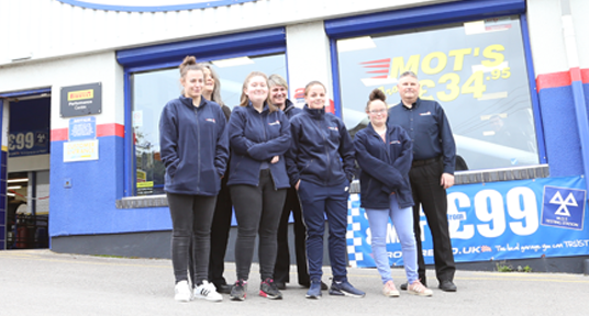 Protyre marks 100th apprentice achievement with drive to recruit more female apprentices