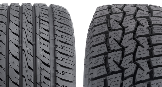 how to tell if you have winter directional tires