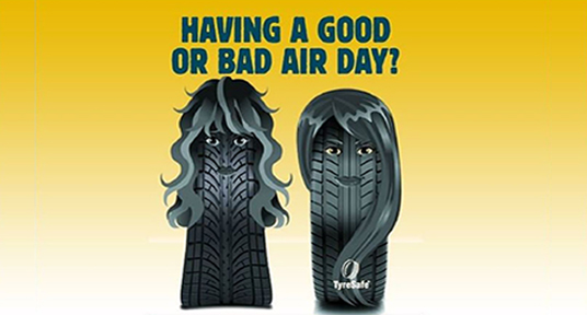 Stay safe and avoid unnecessary bills with TyreSafe's tips on tyre checks