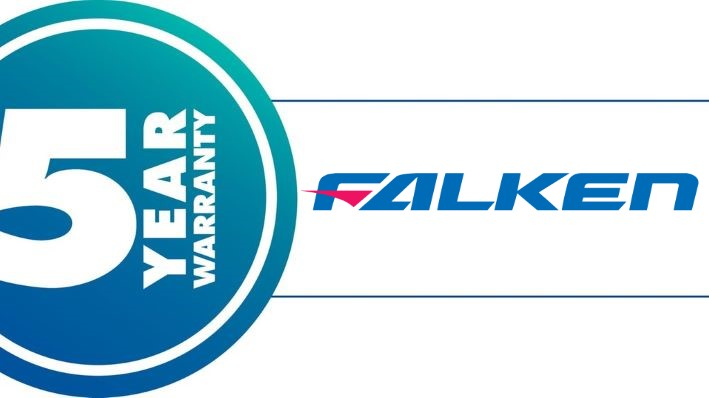 High 5 – Falken sets the standard with five year guarantee on all its tyres