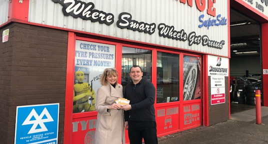 Second winner of Win this Winter promotion revealed