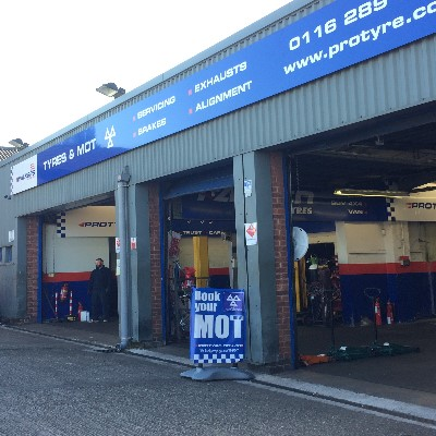Visit Walkers Tyres In Leicester Mot Amp Servicing Protyre