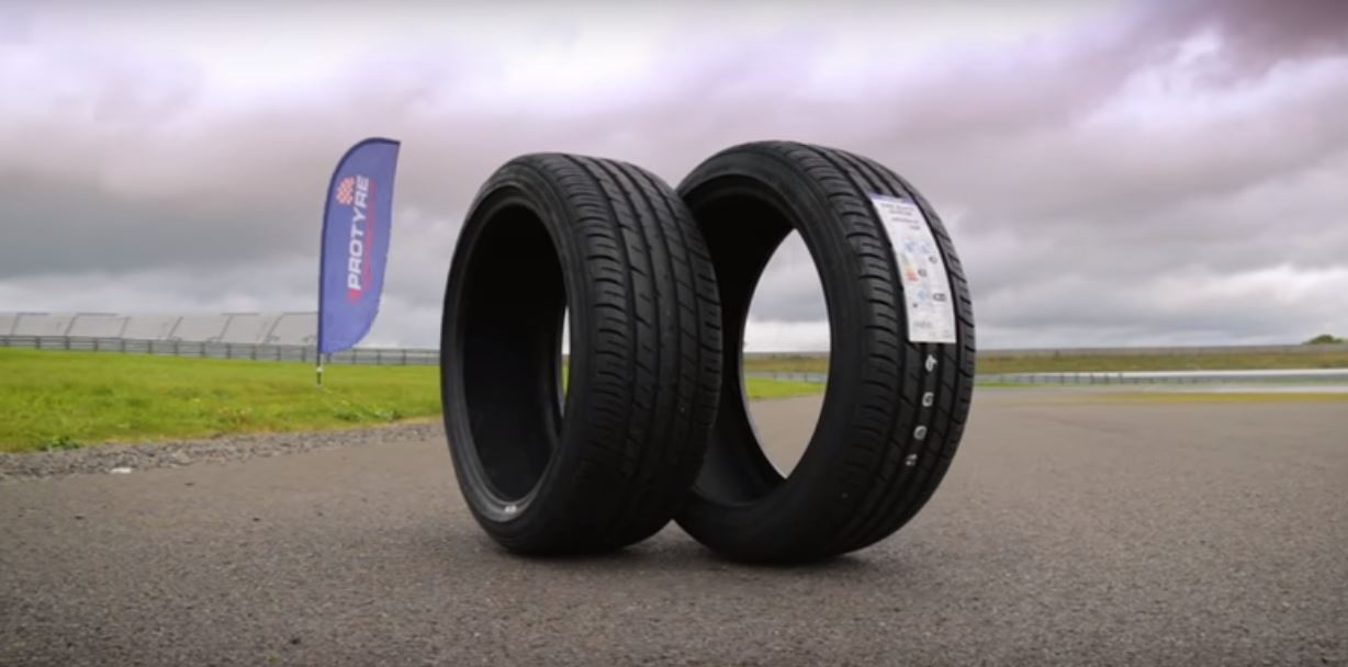 Auto Express team up with Protyre to test the dangers of illegal tyres
