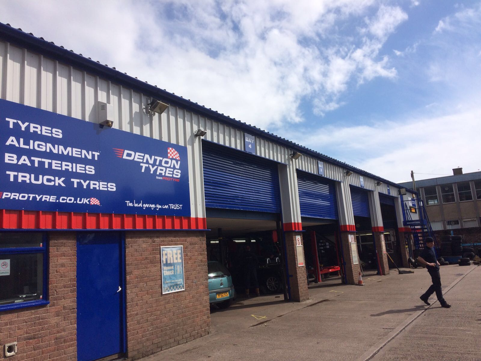 Carlisle Tyre Garage Sheffield Street Servicing Mots